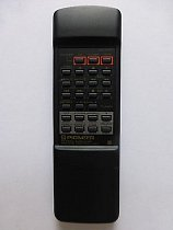 Pioneer AXD7193, CU-A019 replacement remote control different look A-209R