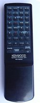 Kenwood KA-7090R replacement remote control different look