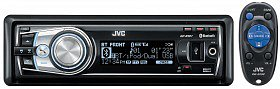 JVC  CAR AUDIO - RM-RK50P  Original Remote control