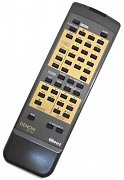 Denon RC-165, RC165 replacement remote control different look