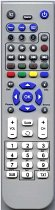 Seg RCC004, RCC008 replacement remote control different look