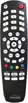 Arion AF-1900CW, AC-2410VHD, AF-5230VHD, AT-2410VHD replacement remote control different look